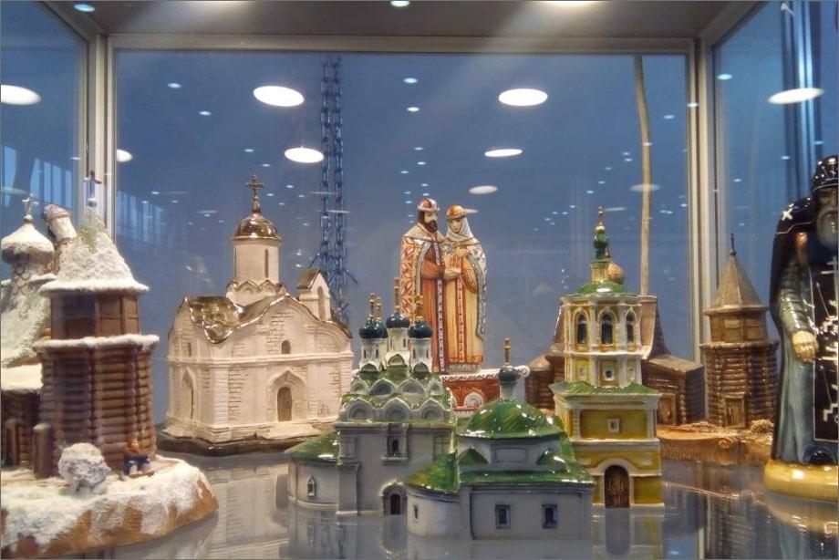 Фото выставка Формула Рукоделия, Экспозиции