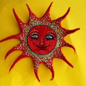 «Солнечная зима» на выставке «Формула Рукоделия»