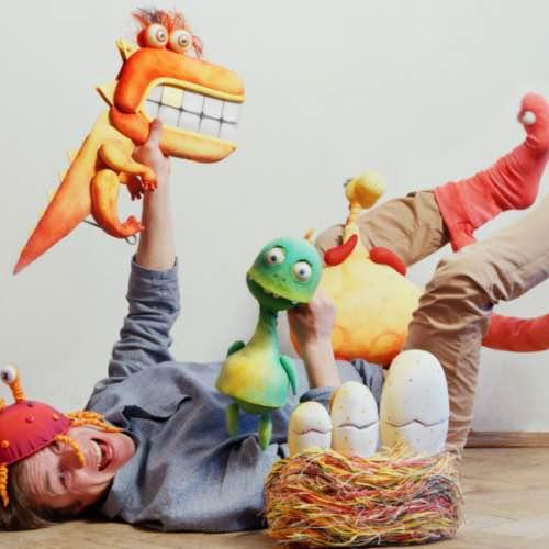Динозавр по имени Игу превью