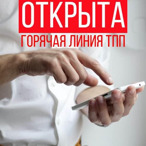 Открыта «горячая линия» для предпринимателей