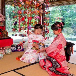 Хинамацури – праздник девочек и кукол