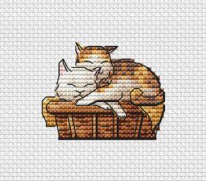 Флаг Рукоделия – котики от Натальи Ореховой!
