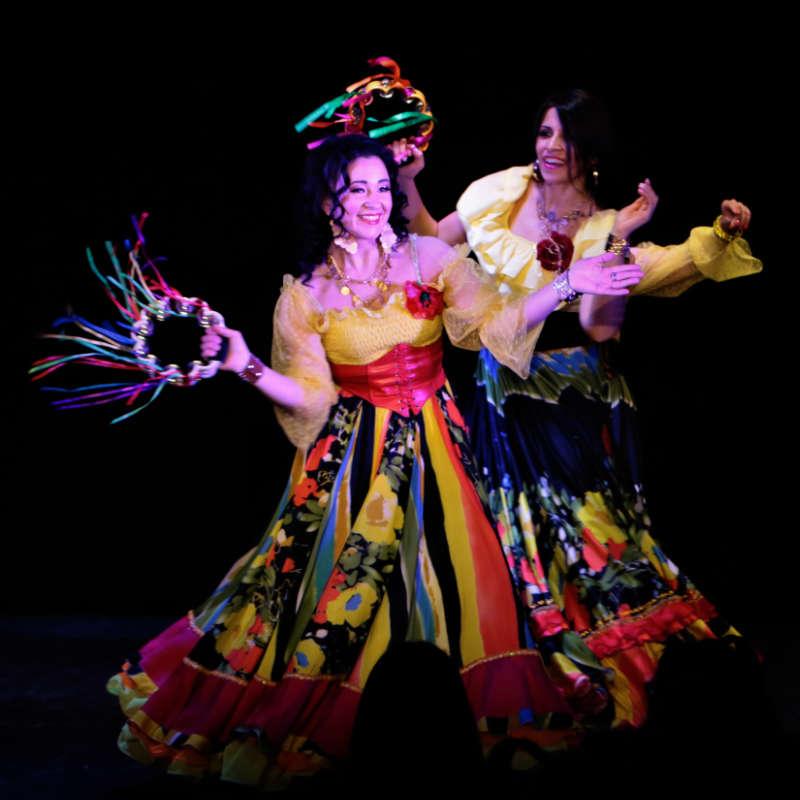 Мастер-класс по Цыганскому танцу и дефиле «Zemfira studio» превью